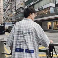 【DOPE】HOMMEデザインビックシャツ