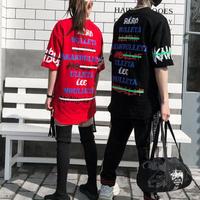 [HOT]BULLETAビックサイズTシャツ 3カラー