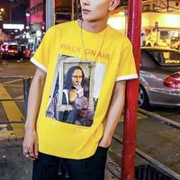 【DOPE】WALK ON AIRデザインTシャツ 3カラー
