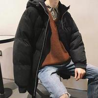 【大人気】ビックサイズ厚めコートジャケット 4カラー