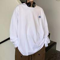 【GOOD】APデザインビックサイズ ロングTシャツ【LA00944】