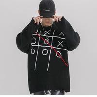 オーバーサイズニットセーター【TS00375Y】