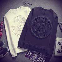 [Hot]KIXデザイン長袖Tシャツ 3カラー