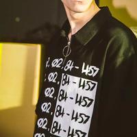 【STREET】1982デザイン襟付きTシャツ