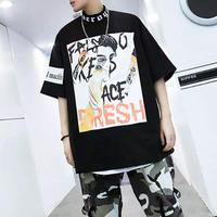 【COOL】FRESHビックサイズTシャツ