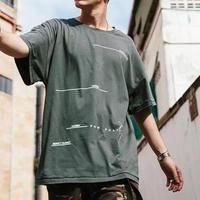 【HOT】NOW WHATデザインTシャツ