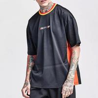 【HOT】STREET刺繍デザインTシャツ 4カラー
