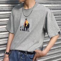 【売れ筋】HUMANデザインTシャツ 3カラー