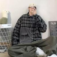 【NEW】ビックポケット付きデザインシャツ【PR00744】