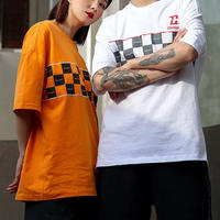 【売れ筋】ミドルボーダーデザインTシャツ 3カラー