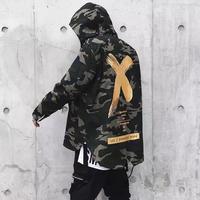 【トレンド】Xデザインビックサイズジャケット2カラー