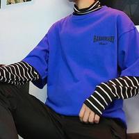 [大人気]HANAUMABYデザインTシャツ 2カラー