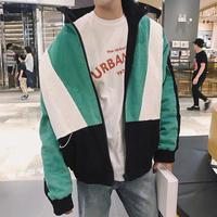[GOOD]カラフルコーデュロイデザインジャケット