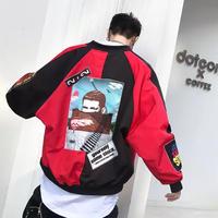 【売り切れ間近】アートデザインジャケット 2カラー