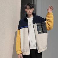 パネルカラーデザインジャケット【LA00593】