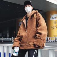 【DOPE】ウールコーティングデザインジャケット