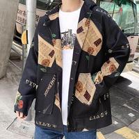 英文デザインジャケット【LA00300】