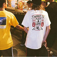 [GOOD]PEKINGデザインTシャツ 2カラー