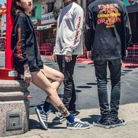 【COOL】ENTERデザインロングTシャツ 2カラー