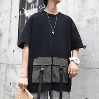 2ポケットデザインTシャツ【PR00003】