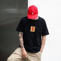 [TREND]TRUMPデザインTシャツ 2カラー