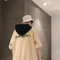 [大人気]SECONDフードTシャツ 2カラー