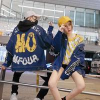 【HOT】売れ筋デザインデニムジャケット