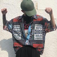 【売り切れ間近】アメリカンデザインシャツ