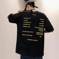 【数量誤発注のため格安に】GMデザインビックTシャツ 3カラー