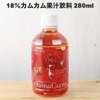 18%カムカム果汁入り飲料  280mlペットボトル(1本)