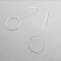 line pierce(under circle)
