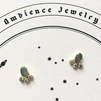 Rocket opals / gray clear