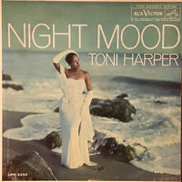 TONI HARPER/NIGHT MOOD(RCA Victer LPM2253)オリジナル盤MONO
