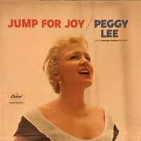 Peggy Lee/Jump For Joy (Capitol T979)MONO オリジナル盤
