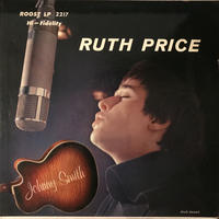 Ruth Price/Sings With The Johnny Smith Quartet (Roost2217) MONO オリジナル盤