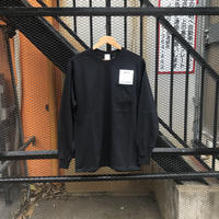 RECEIPT POCKET LONG SLEEVE TEE / ANEX ORIGINALS