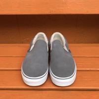 Slip-On (Suede/Fleece Pack) -VANS CLASSIC LINE-