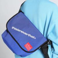 TNT VINTAGE MESSENGER BAG  (MD) -thisisneverthat × Manhattan Portage-