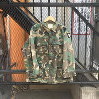 US ARMED  FORCES LC-1 LEAF CAMOUFLAGE BDU JACKET / Mr.Clean Select