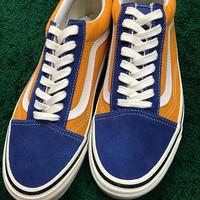 Old Skool 36 DX ANAHEIM FACTORY Orange x Navy -VANS CLASSIC LINE-