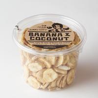 バナナ&ココナッツ カップ(160g)