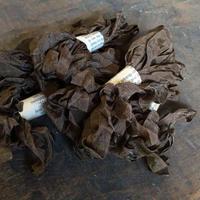 リボン5束セット(チョコレート)