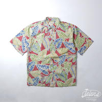 クックストリート/COOKE STREET アロハシャツ  Mサイズ(A-212)