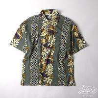 90年代 トミーバハマ/Tommy Bahama アロハシャツ Mサイズ(A-005)