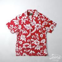 リザーブ /HAWAIIAN RESERVE COLLECTION アロハシャツ Sサイズ(A-186)
