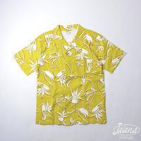 HOKUKAI アロハシャツ Lサイズ(A-159)