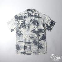 ゲットアーニ /GET ARNIE アロハシャツ Mサイズ(A-072)