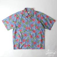 80~90年代初期 レインスプーナー/reyn spooner アロハシャツ Lサイズ(A-023)