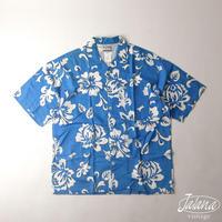 クイックシルバー/QUIKSILVER アロハシャツ Sサイズ(A-114)