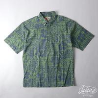 HILO HATTIE THE HAWAIIAN ORIGINAL アロハシャツ Sサイズ(A-028)